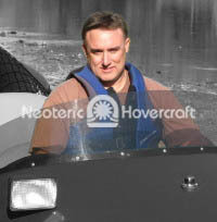 Steve Stafford – Hovercraft Flight Instructor / Law Enforcement Liaison