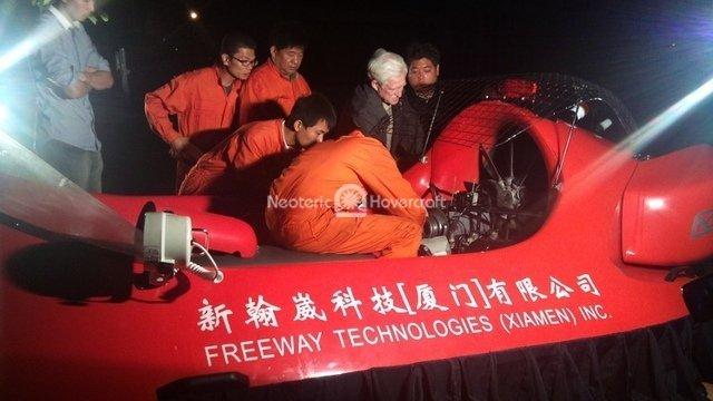 Image hovercraft China mechanics