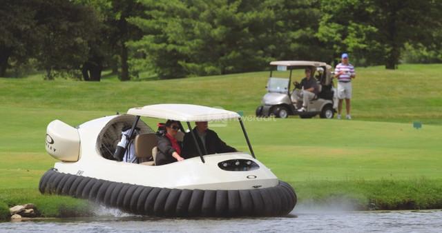 Image Neoteric Hovercraft golf cart HudsonMOD