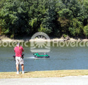 Lawrence County Sheriffs Dept Steve Stafford Hovercraft picture