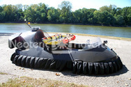 Pics water rescue Hovercraft Neoteric First Response Team of America