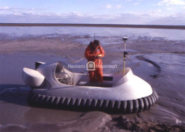 Maryland Environmental Commercial Hovercraft Model #3877