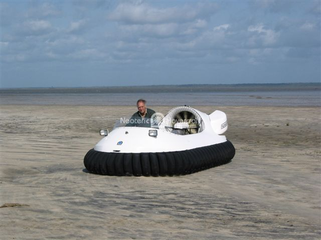Hovercraft Pilot Training