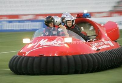 Hovercraft at Event