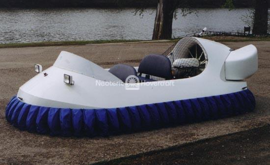 Commercial Hovercraft