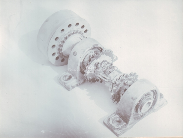 Fig. 9b: Fifth gearbox shaft