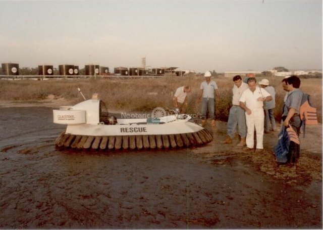Questrek Rescue hovercraft photo