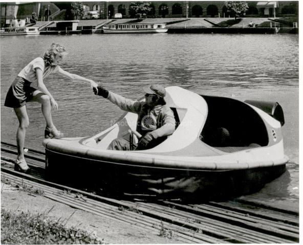 Leisure Hovercraft history