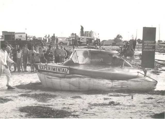 Fig. 17a: Australian Hovercraft Conference