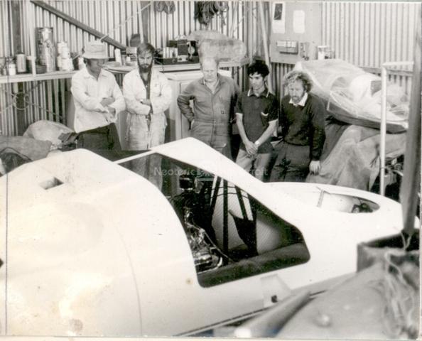 World's First Hovercraft Race