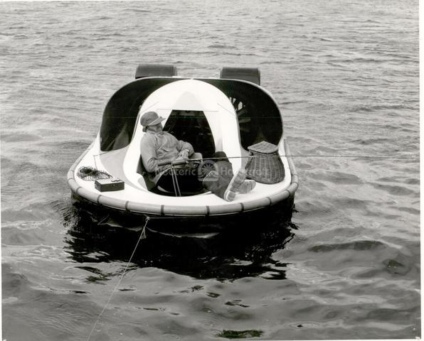 Fishing Hovercraft picture