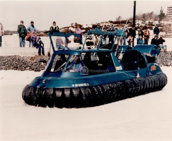 Neova 8 Hovercraft