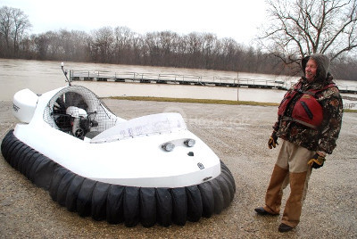 Picture hovercraft Flight Training Hovercraft Training Centers