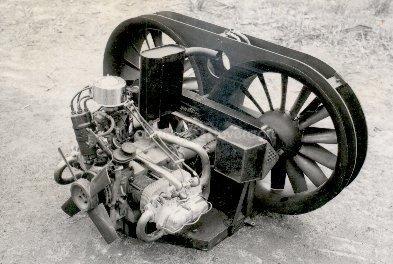 Fans Hovercraft history photo