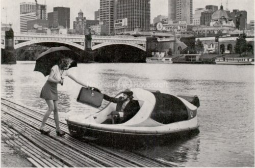 Leisure hovercraft history photo