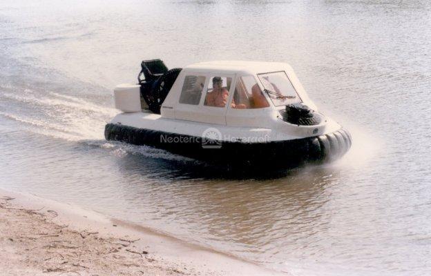 Neova Workhorse Leisure hovercraft