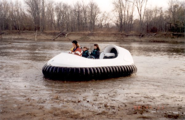Neoteric Hovertrek Hovercraft picture
