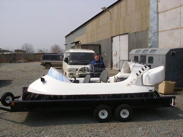 Read hints and tips for building your own hovercraft