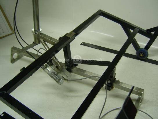 Bucket Position Potentiometers