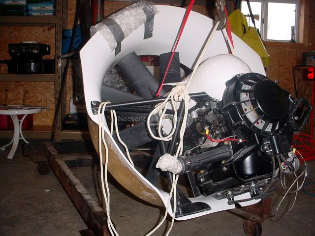 engine module
