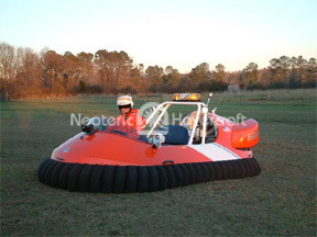 U.S. Coast Guard Hovercraft Design