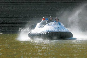 UTTR Military Hovercraft Training