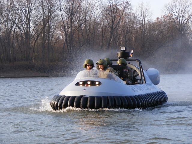 The Neoteric Military HoverTrek LCAC Trainer