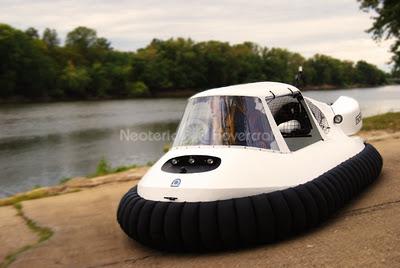 Recreational hovercraft image