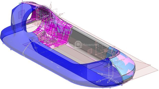 Image Neoteric Hovercraft 3D Engineering Solutions