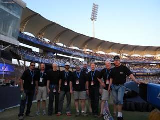 Neoteric Image-Hovercraft IPL3 Cricket Championship India