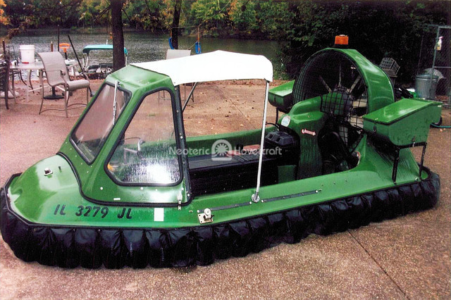 Used Hovercraft for sale Hovertechnics Hoverstar Sportsman