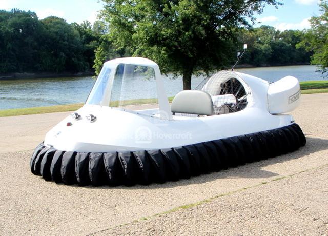Shanghai Ocean University Neoteric hovercraft
