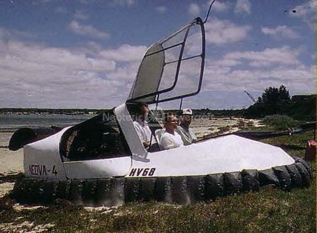 Image Historic Hovercraft for sale
