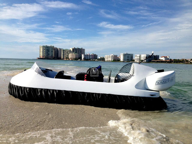 All Florida Watersports Marco Island Commercial hovercraft photo