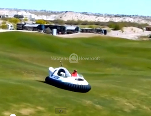 Hovercraft video