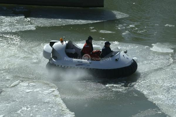 Recreational Hovercraft in Finland