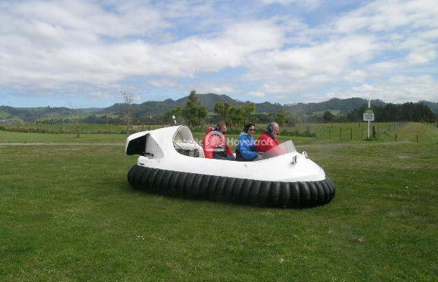 Recreational Hovercraft in New Zealand