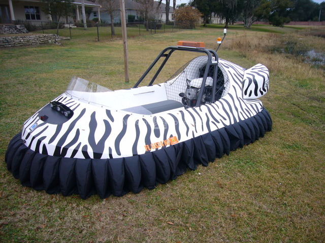 Recreational Hovercraft in Florida