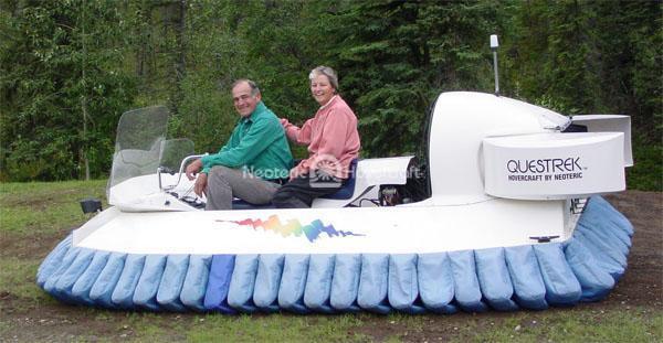 Questrek Recreational Hovercraft