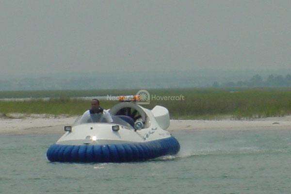 Recreational Hovercraft Joyrides