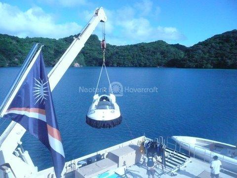 Neoteric Hovercraft in Fiji