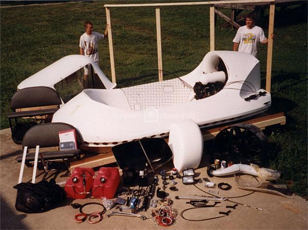 Recreational Hovercraft Kit