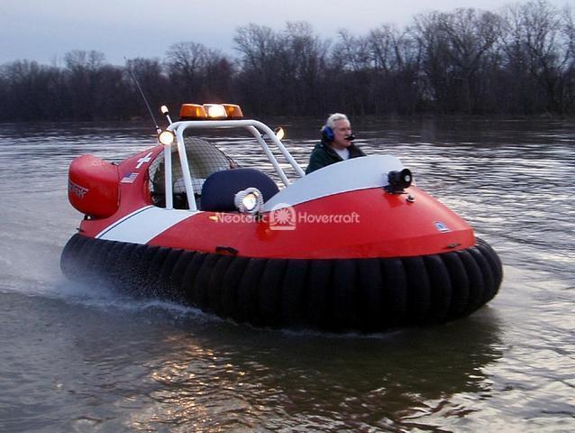 Hovercraft Performance Testing