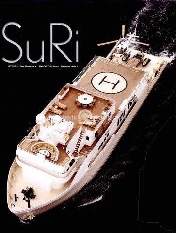 Neoteric Hovercraft in <em>Boat International USA</em>