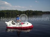 Image Hovercraft Fishing Platform