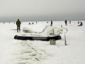 Image Hovercraft Ice fishing photo