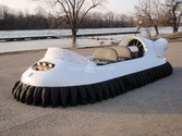 Photo Neoteric Hovercraft Hyundai