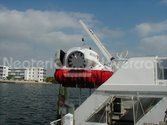 Image Recreational Hovercraft Yacht transport