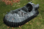 Image Custom painted hovercraft for duck hunting