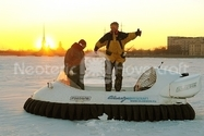 Hovercraft photo Russian dealer Neoteric